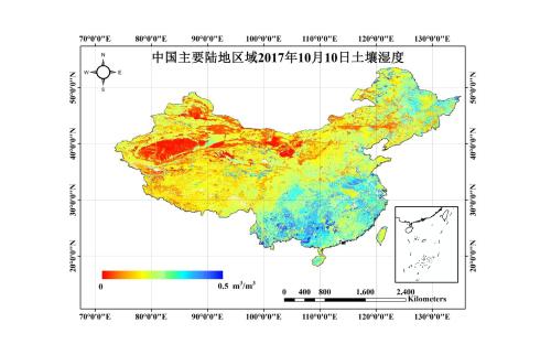 中国全天候地表参数反演产品